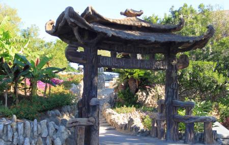 Japanese Tea Gardens San Antonio Ticket Price Timings