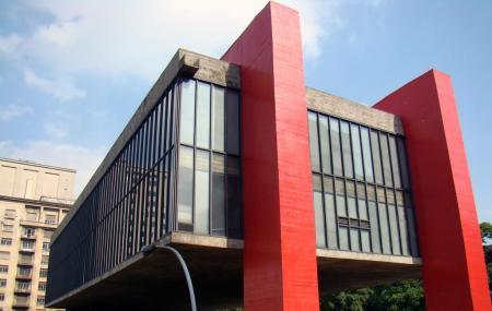 Museu De Arte De Sao Paulo Image