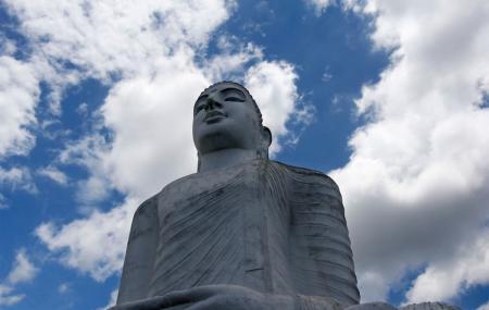 Bahiravokanda Vihara Buddha Statue Image