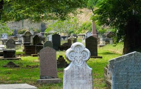 British Garrison Cemetery Image