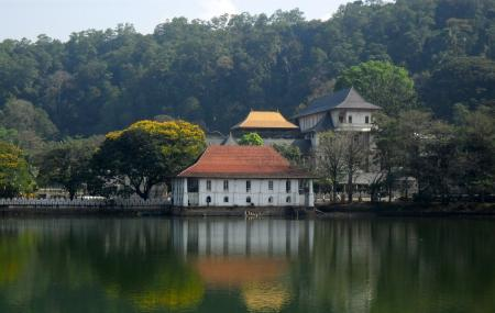 Kandy Lake Image