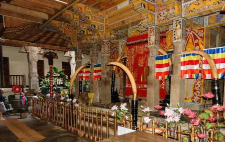 Temple Of Sacred Tooth Relic Or Sri Dalada Maligawa Image