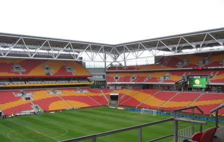 Sun Corp Stadium Image
