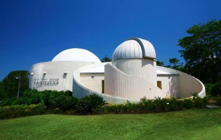 Sir Thomas Brisbane Planetarium Image