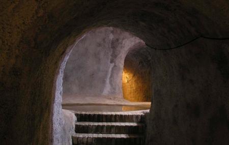 Underground Labyrinth Image