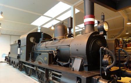 Danish Railway Museum Image
