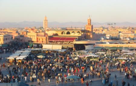 Djemaa El Fna Image