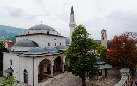Gazi Husrev Beg Mosque Image