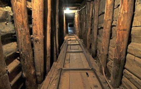Sarajevo War Tunnel Image