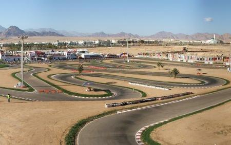 Ghibli Raceway Image