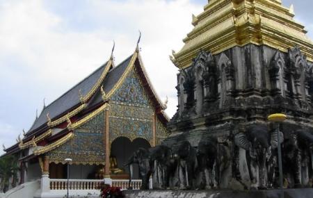 Wat Chiang Man Image