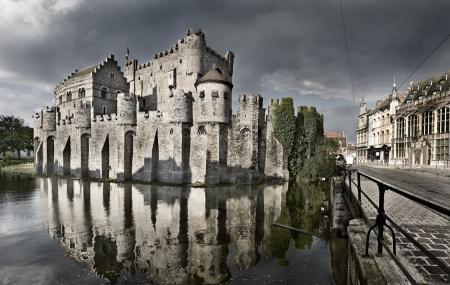 Gravensteen Castle Image