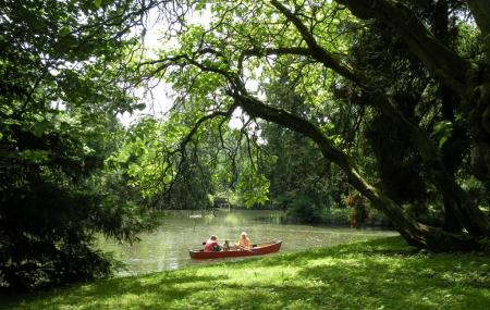 Maksimir Park And Zagreb Zoo Image