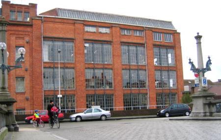 Museum Over Industrie, Arbeid En Textiel Image