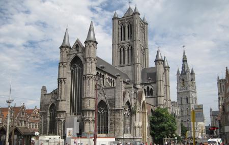 St. Bavo's Cathedral Image