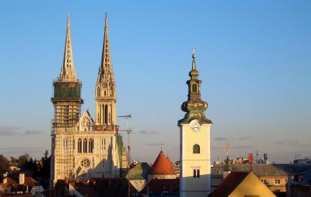 Zagreb Cathedral Image