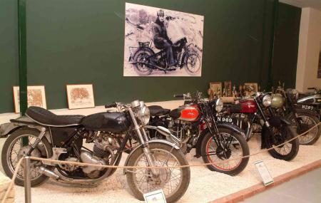 Cyprus Classic Motorcycle Museum Image
