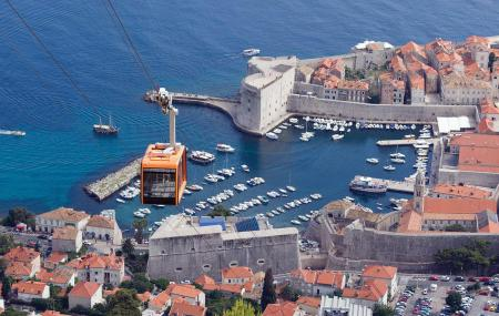 Dubrovnik Cable Car Image