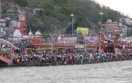 Kushavarta Ghat Image