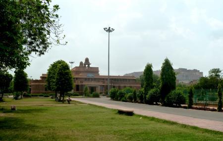 Sardar Government Museum And Umed Gardens Image