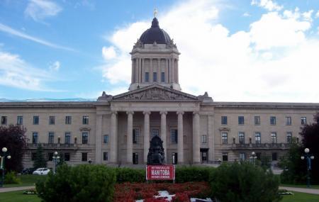 Manitoba Legislative Museum Image