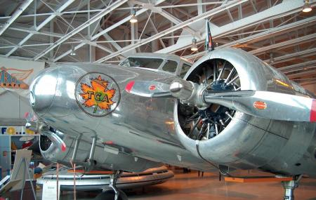 Western Canada Aviation Museum Image