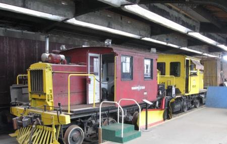 Winnipeg Railway Museum Image