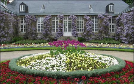 Jardin Des Plantes De Rouen Image
