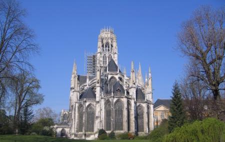 St Ouen's Abbey Image