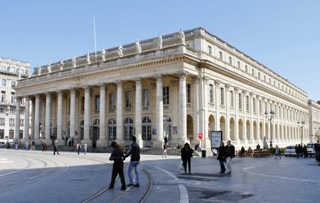 Grande Theatre De Bordeaux Image