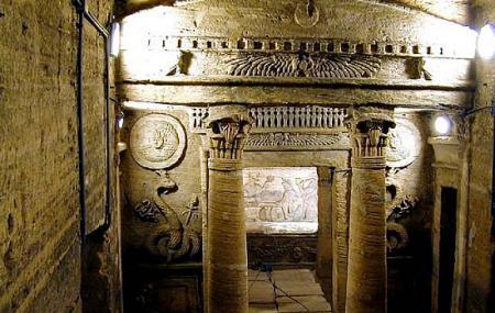 Catacombs Of Kom-ash Suqqafa Image