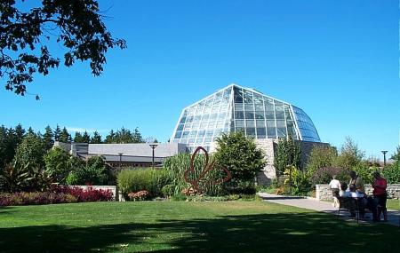 Niagara Parks Butterfly Conservatory Image