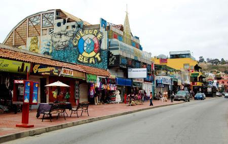 Paseo Calleprimera Or Avenida Lopez Mateos Image