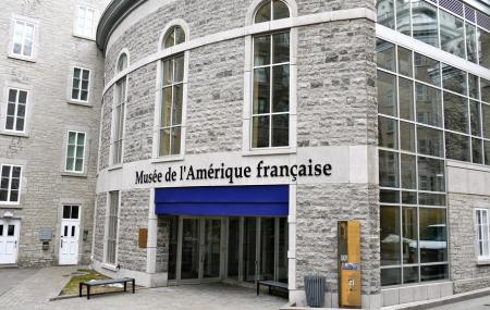 Museum Of French America Or Musee De L'ameriquefrancaise Image