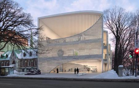 Musee National Des Beaux Arts Or Du Quebec Image