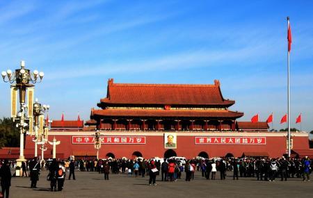 Tiananmen Square Image