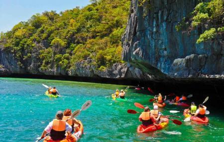 Angthong National Marine Park Image