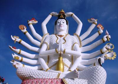 Wat Plai Laem Image