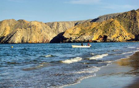 Yiti Beach Image