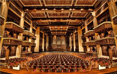 Royal Opera House Muscat Image