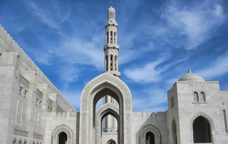 Sultan Qaboos Grand Mosque Image
