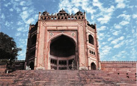 The Buland Darwaza Image