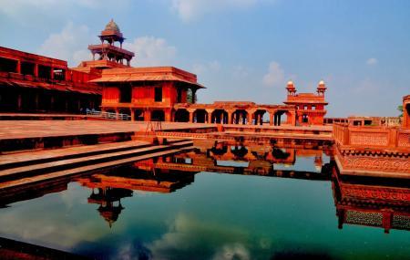 The Palace Of Jodha Bai Image