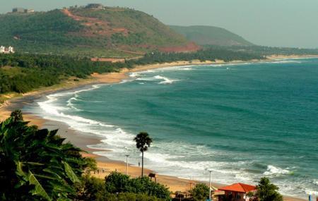 Rishikonda Beach, Vishakhapatnam