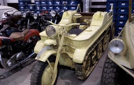Riga Motor Museum Image