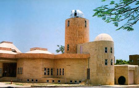 Jawaharlal Nehru Planetarium Image