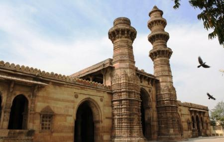 Sidi Bhashir Mosque Image