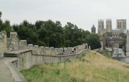York City Walls Image