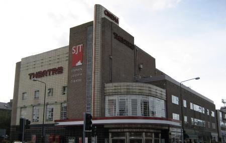 Stephen Joseph Theatre Or Sjt Image
