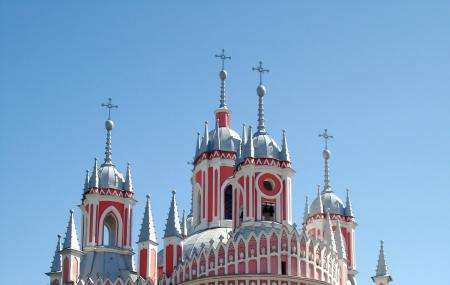 Chesma Cathedral And Monastery Image